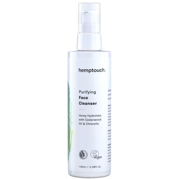 Zuiverende gezichtsreiniger van Hemptouch (Purifying Face Cleanser)