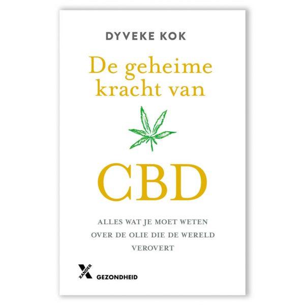 CBDenzo Boek De geheime kracht van CBD Dyveke Kok Nederlands