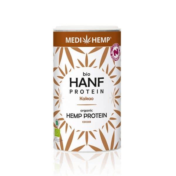 Cbdenzo,Hennep,Proteine, Bio,Cacao,Medihemp,180gr