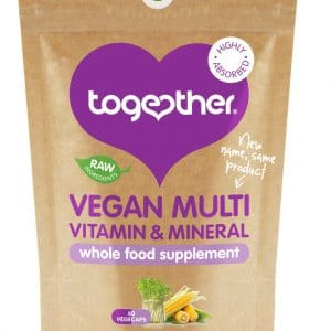 CBDenzo Together health VEGAN 60 Multivitamine