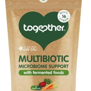 CBDenzo Together Health Multibiotic Fermented Food