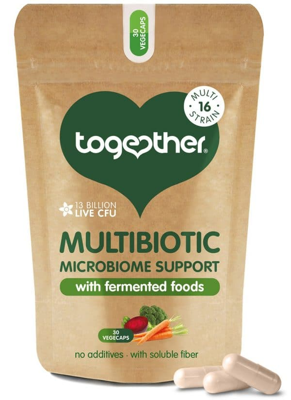 CBDenzo Together Health Multibiotic Fermented Food