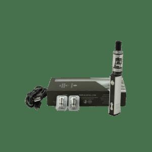 Justfog Q16 starterset boxmod Zilver cbdenzo