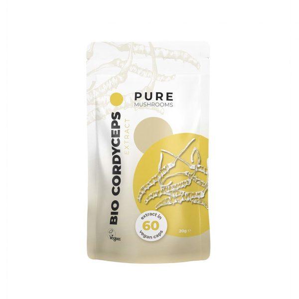 Pure Mushrooms Cordyceps-cbdenzo