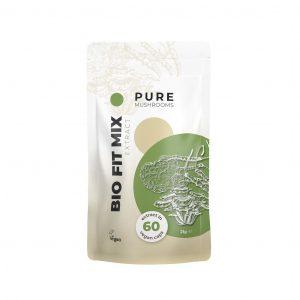 Pure Mushrooms Fit Mix Bio-cbdenzo