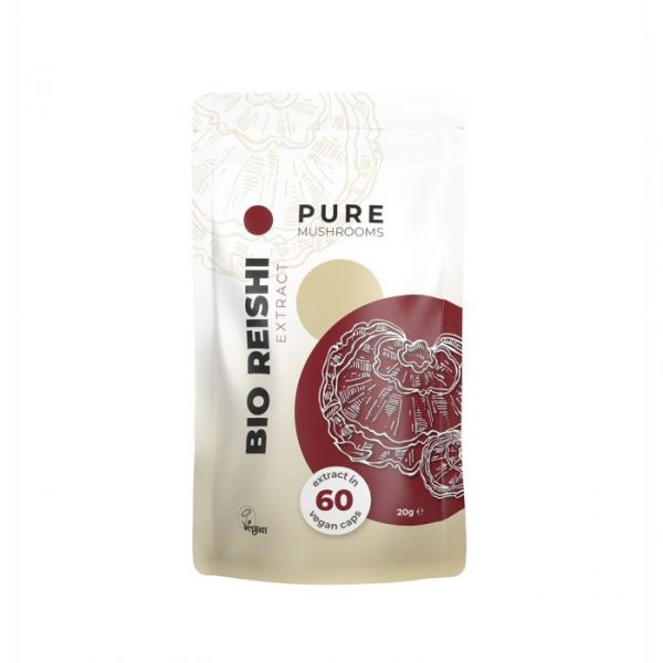 Pure Mushrooms Reishi Bio-cbdenzo